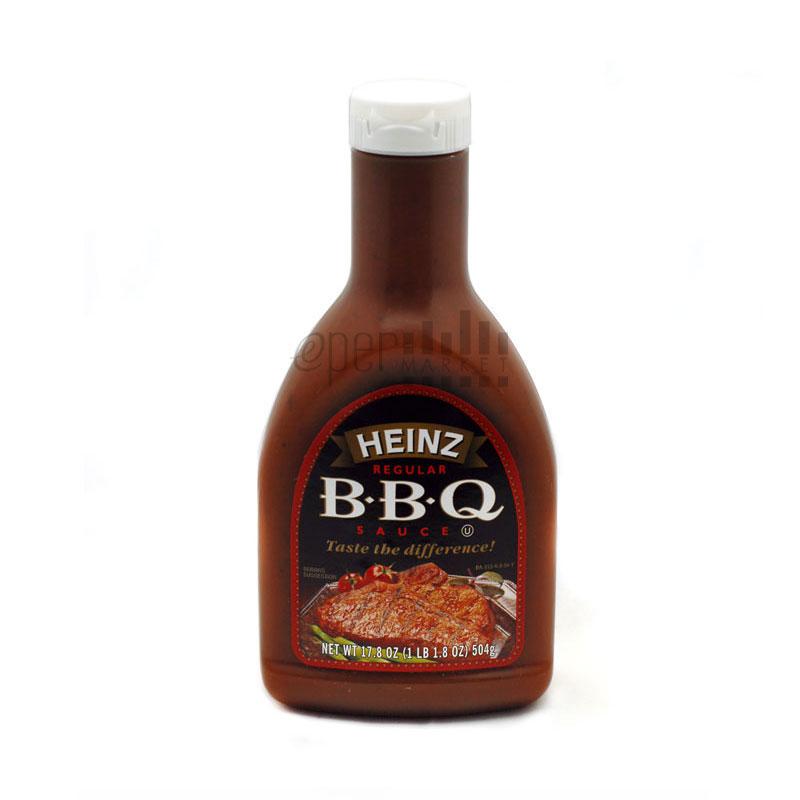 Heinz Bbq Sauce 504g