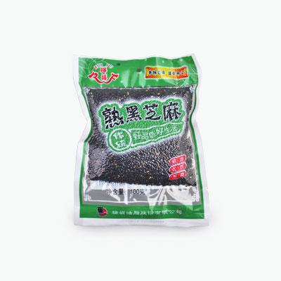 Cuizi, Black Sesame Seeds 100g