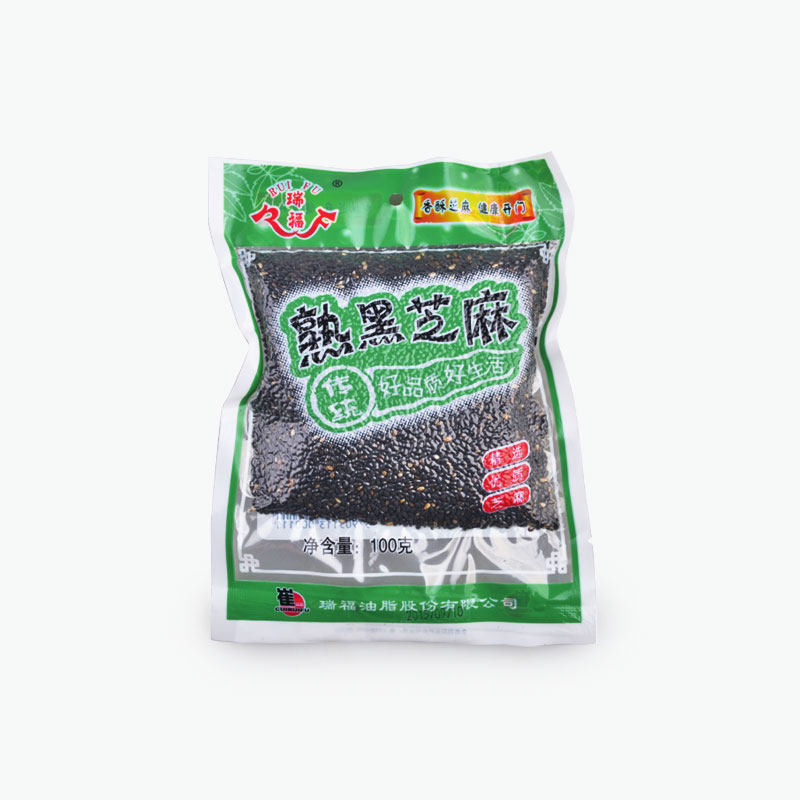 Cuizi, Black Sesame Seeds 100g