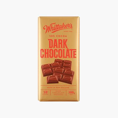 Whittaker´s, Dark Chocolate 200g
