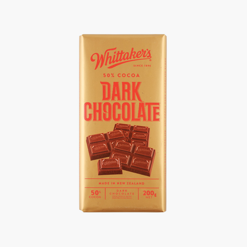 Whittaker´s, Dark Chocolate 200g