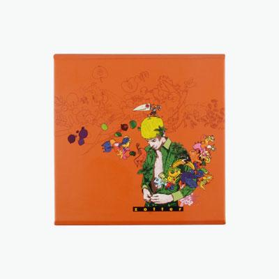 Zotter Orange Gift Box 405g