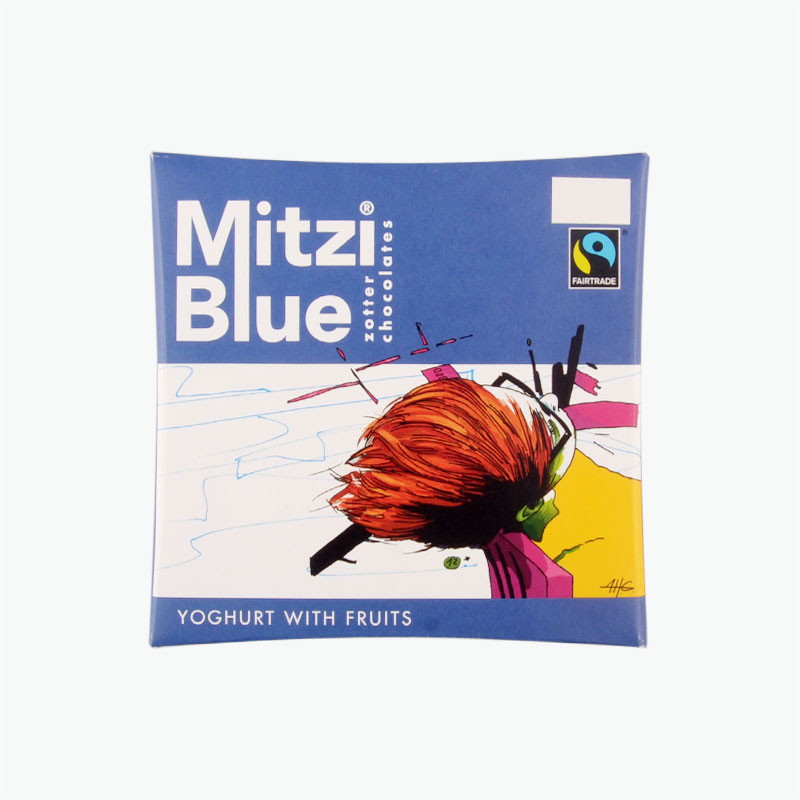 Mitzi Blue Yoghurt With Friut 65g