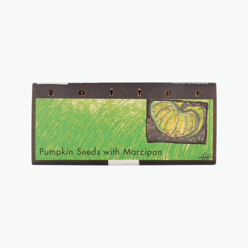 Zotter Pumpkin Seed 70g