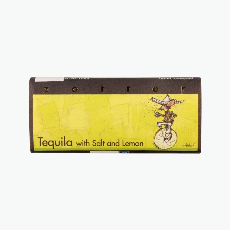 Tequila with Salt and Lemon 70g