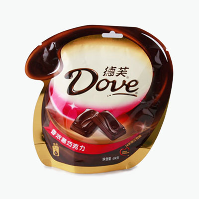 Dove, Dark Chocolate Mini Bars 84g