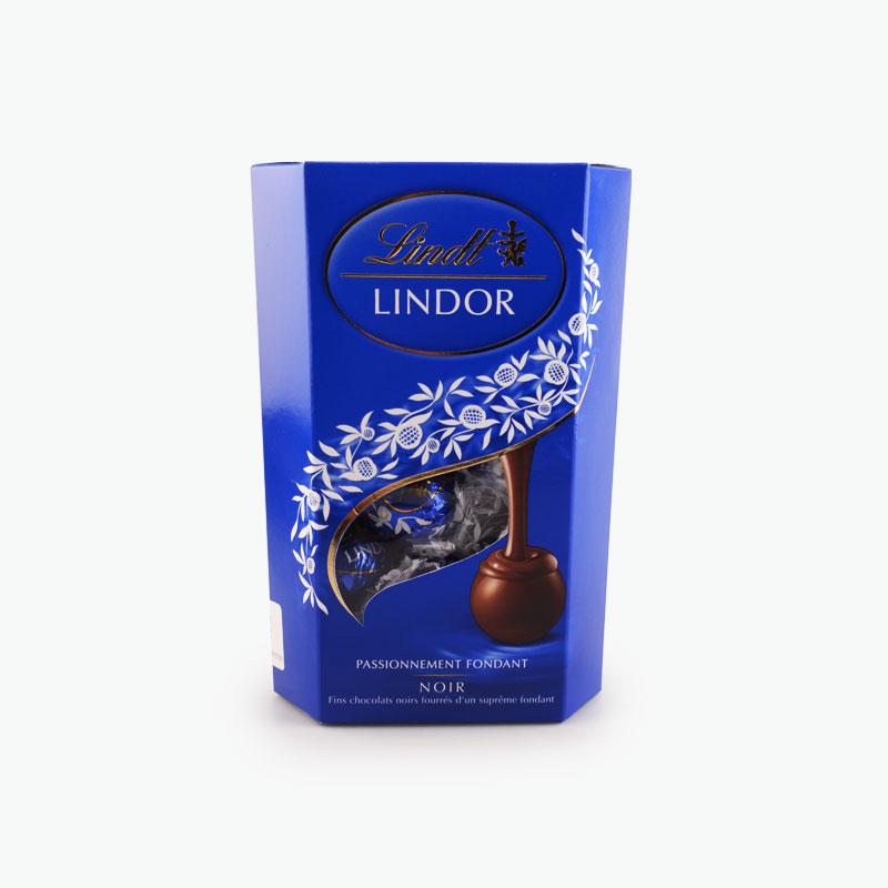 Lindt,  Lindor Dark 45% Cornet, 200g