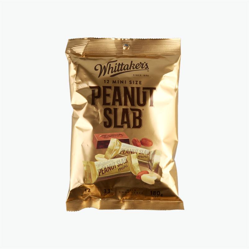 Whittakers Peanut Milk Chocolate Bag 180g