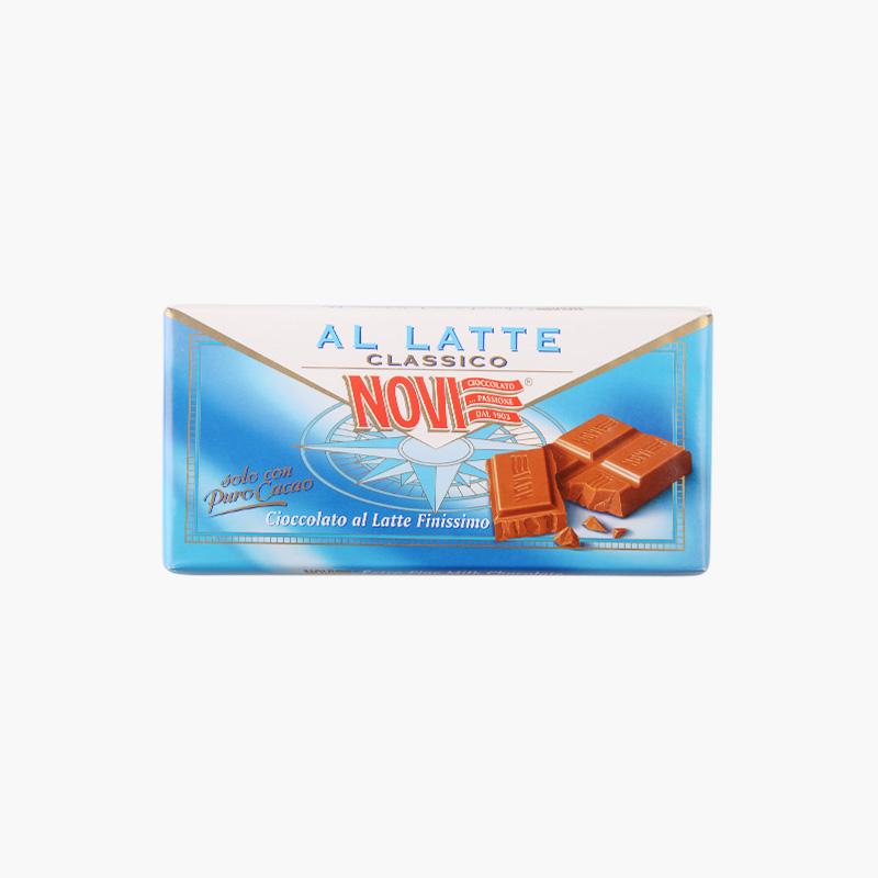 Novi Milk Chocolate 100g