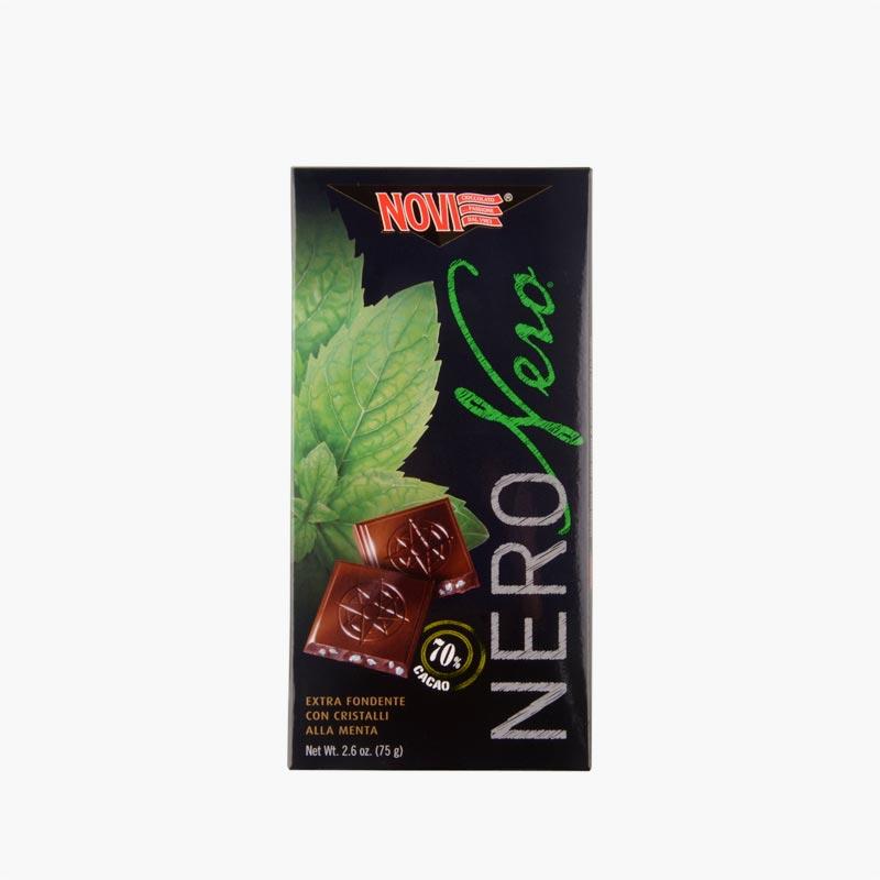 Novi Mint Dark Chocolate 75g