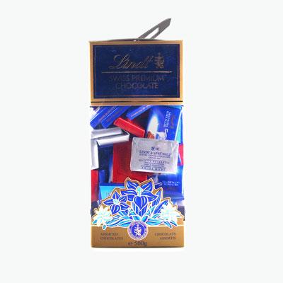 Lindt Premium Chocolate Box 500g