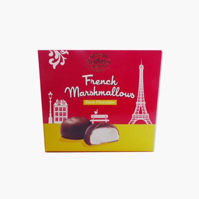 Truffettes de France Dark Chocolate Coated Marshmallows 200g