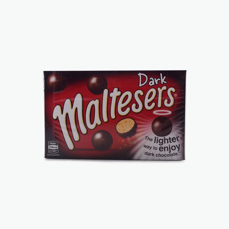 Maltesers Dark Chocolate Box 90g