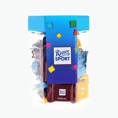 Ritter Sport, Quadretties Chocolate Gift Box 250g