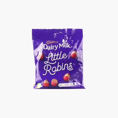 Cadbury Chocolate Little Robins 93g