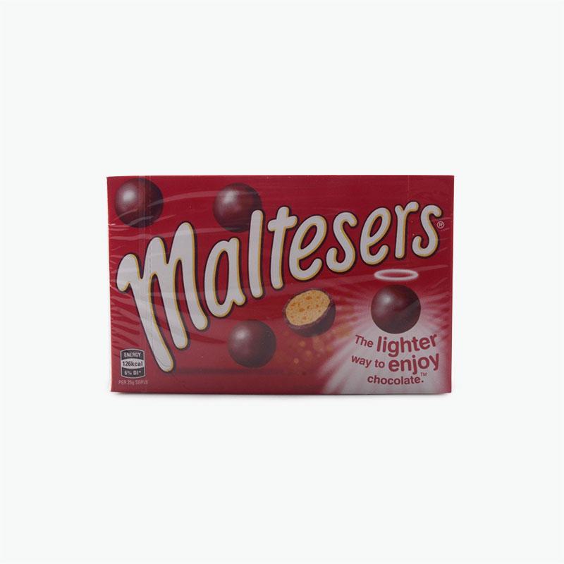 Maltesers Milk Chocolate Box  90g