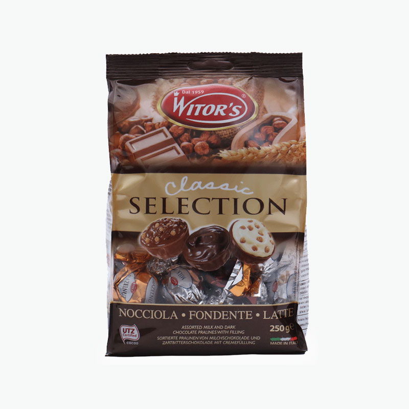Witor's, Selection of Chocolate Pralines 250g