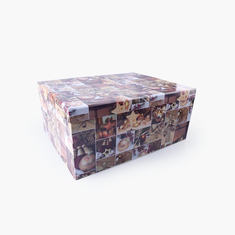 Nesting Gift Boxes Set 37x29cm x10