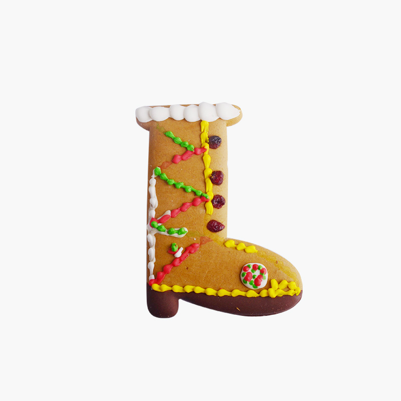 Ginger Bread Boots 20cm