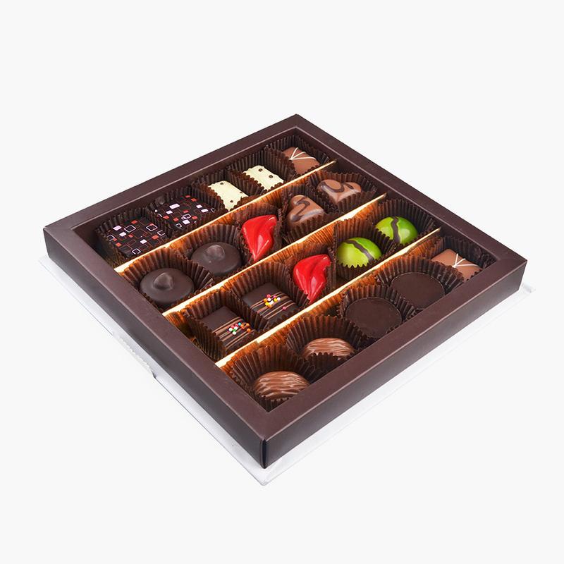 EperSelect, Artisanal Chocolate Gift Box (20 Pieces)