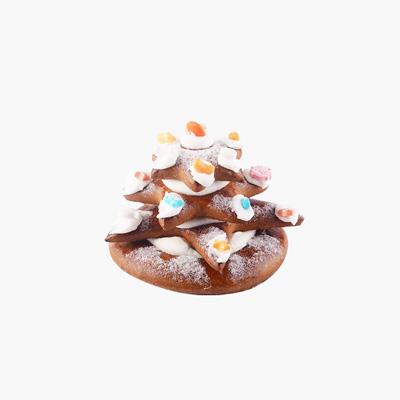Ginger Bread Christmas Tree 12cm