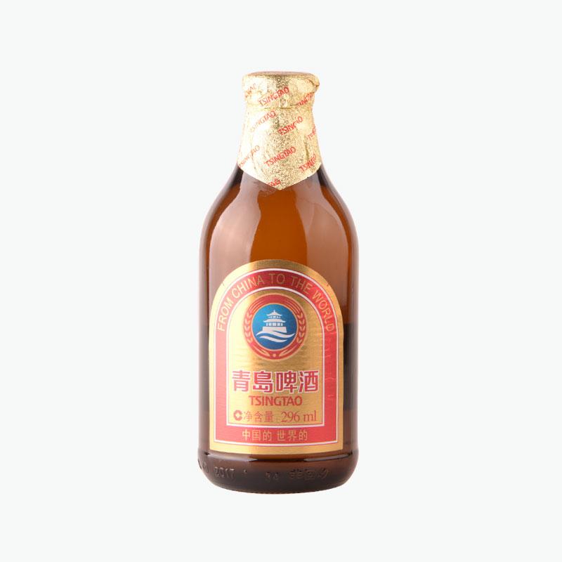 Tsingtao Gold Label Beer 296ml