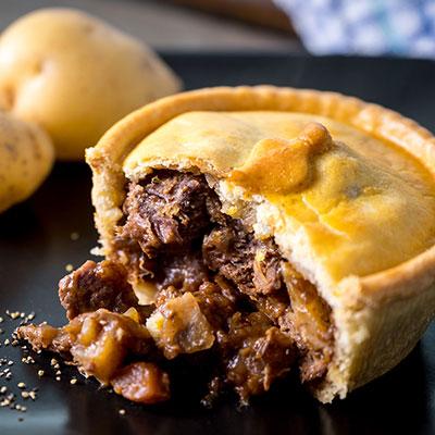 Potato-Meat Pies Recipe Set