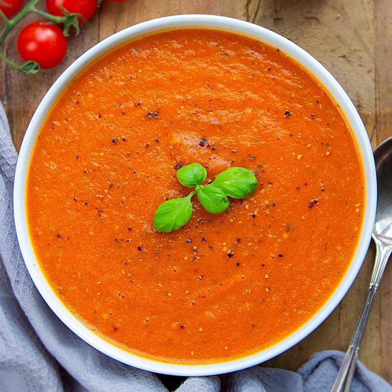 Turmeric Tomato Detox Soup Recipe Set