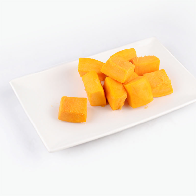 EperSelect Cubed Red Pumpkin Pre-washed 250g