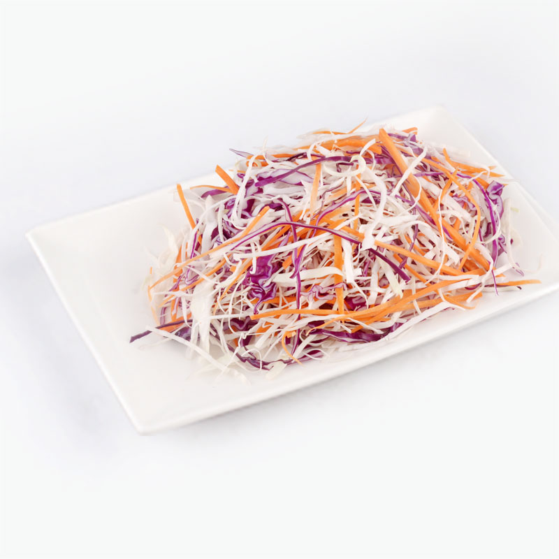 EperSelect Shredded Carrot, White Cabbage and Red Cabbage Mix Pre-washed 300g