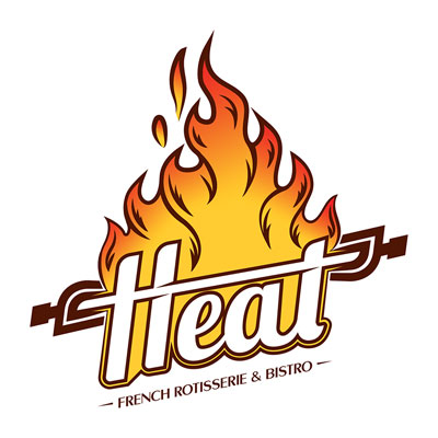 HEAT French Rotisserie & Bistro Restaurant | Half Chicken Combo| Worth RMB 348