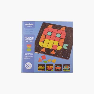 MiDeer–Mosaic Geometric Pattern