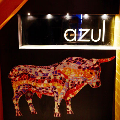 Azul Tapas & Lounge | Dinner Set for 2 Persons | Worth RMB 500