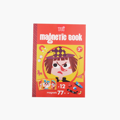 TOI Magnetic Book