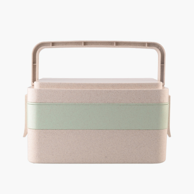 Microwave Lunch Box 19x12.5x10.5cm (LxWxH)