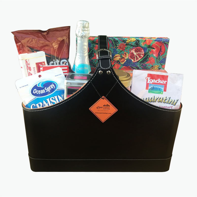 Family Portrait Gift Basket