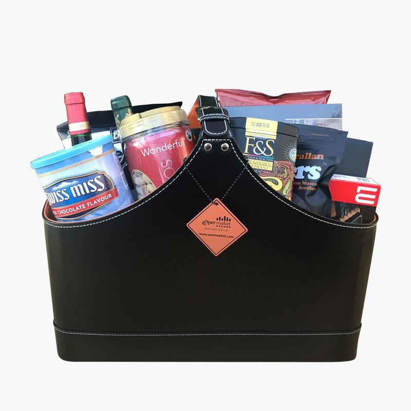 Overseas Select Gift Basket