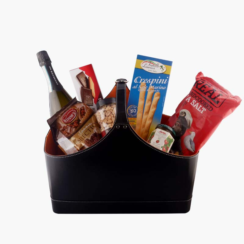 Basket Flavors of the world