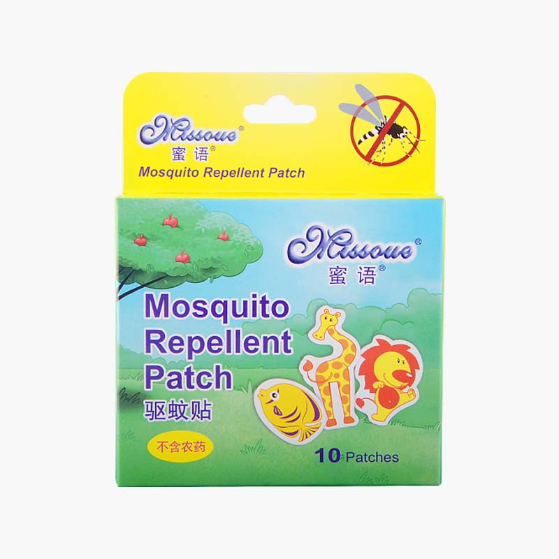 Missoue Repellent Patches 10pcs