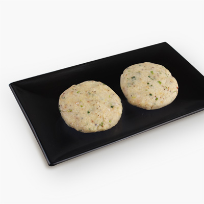EperSelect Cod Burger Patties 100g x2