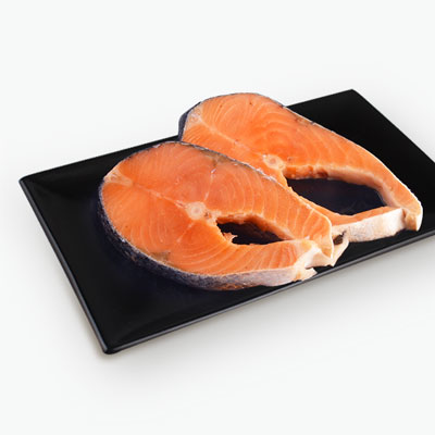 EperSelect Salmon Steak 400g