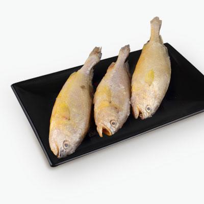 Jiandanziwei Yellow Croaker (3-4 pcs) 400g