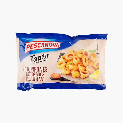 Pescanova Battered Squid Rings 250g