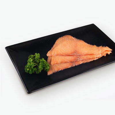 EperSelect Sliced Smoked Salmon Fillet 100g