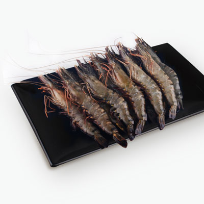 Vietnamese Black Tiger Shrimp 350g