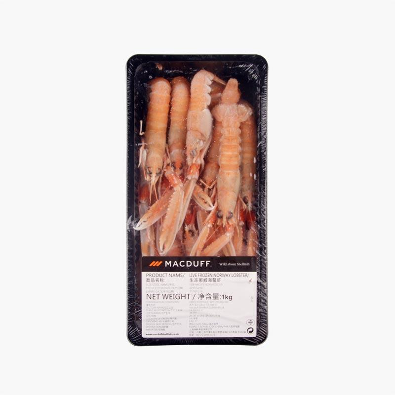 Toush's Small Langoustines (21~30pcs) 1kg