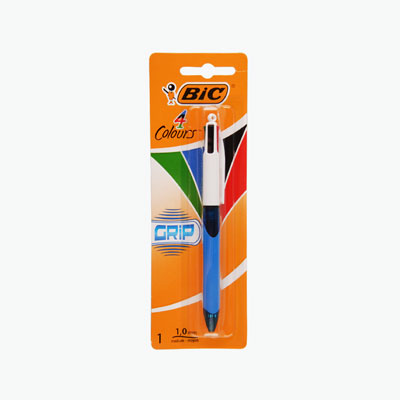 Bic, 4 Color Pen x1