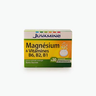 Juvamine, Magnesium Vitamins x3077g