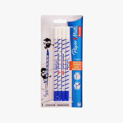 Reynolds, 'Magic +' Ink Eraser-Rewriter x4