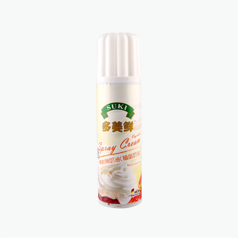 Suki Vegetable Spray Cream 25% Fat 250g